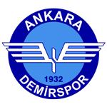 Ankara Demirspor overall standings